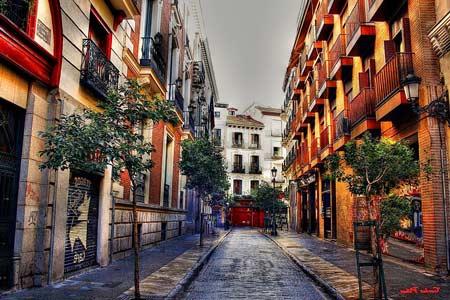 Alojarse en Huertas, Madrid