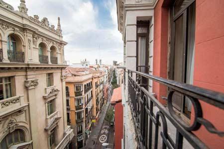 Alojarse en Madrid, Chueca