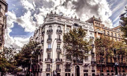 Alojarse en el barrio de Salamanca