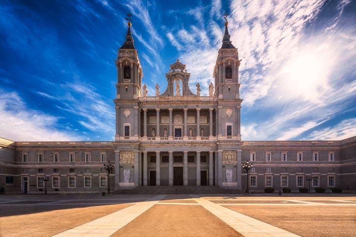 Santa Iglesia Catedral Metropolitana de Madrid de Santa María la Real de la Almudena