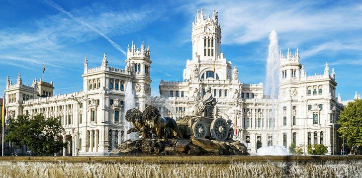 Dónde alojarse en Madrid la capital de España