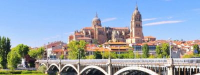 Dónde alojarse en Salamanca