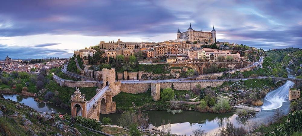 Dónde dormir o alojarse en Toledo