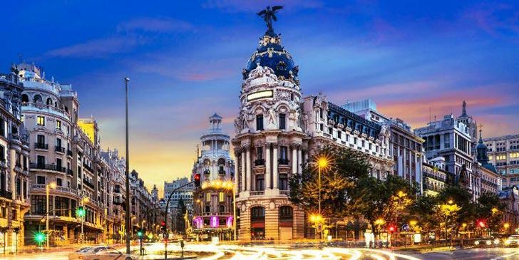 Mejores hoteles donde dormir barato en Madrid Centro