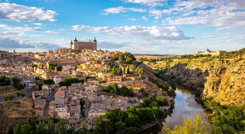 Excursiones a Toledo desde Madrid