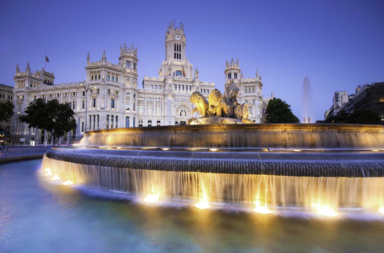 Guía oficial de turismo en Madrid España