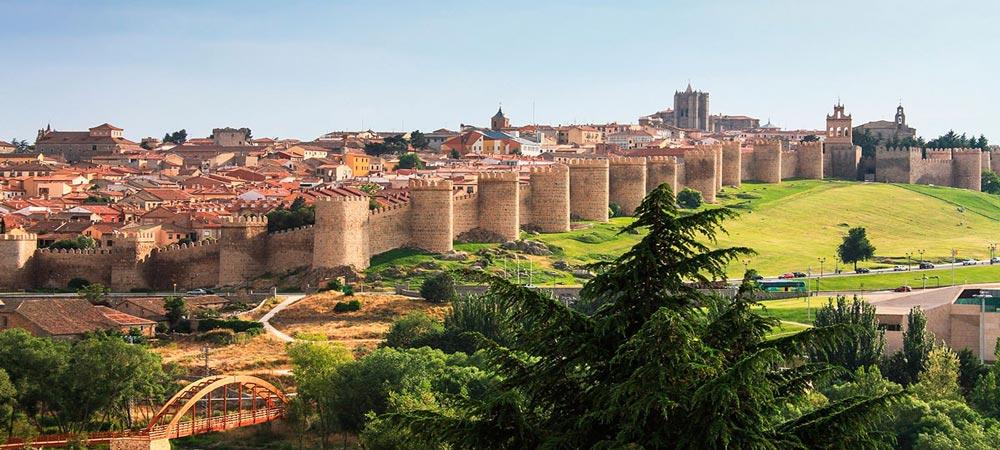 Alojamientos baratos donde alojarse en Ávila