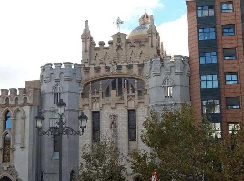 Iglesia y convento de Santa Teresa y San José
