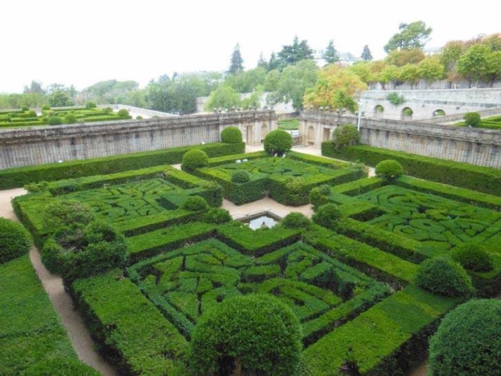 Jardines del Fraile