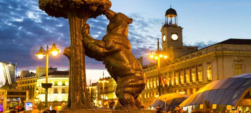 Monumentos y atracciones turísticas de Madrid