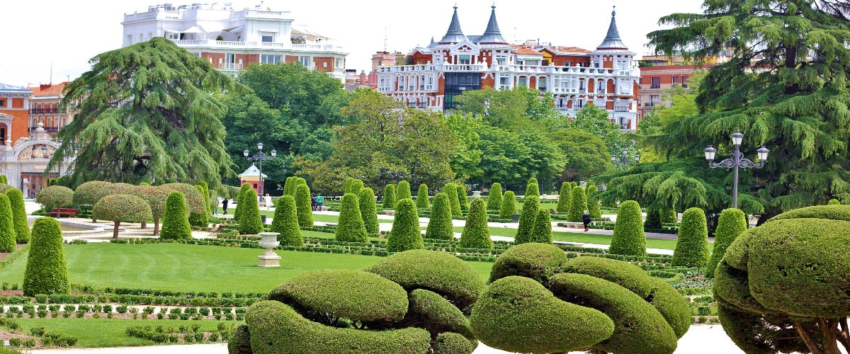 Parques y jardines más bellos de Madrid