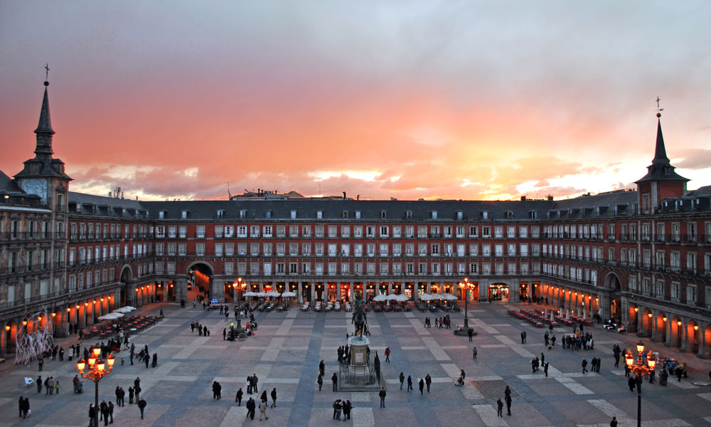 Foto de Plaza Mayor de Madrid