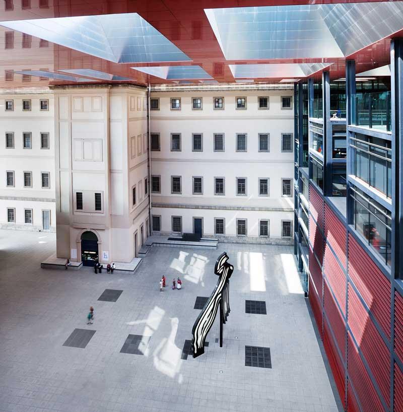 Visitas al Museo Reina Sofía
