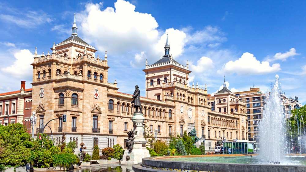 Hospedarse en Valladolid, España